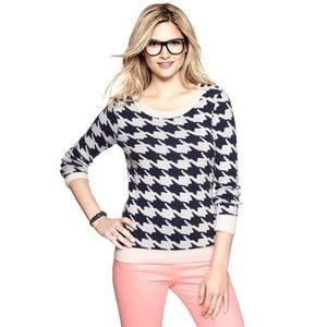 [GAP] Houndstooth Sweater